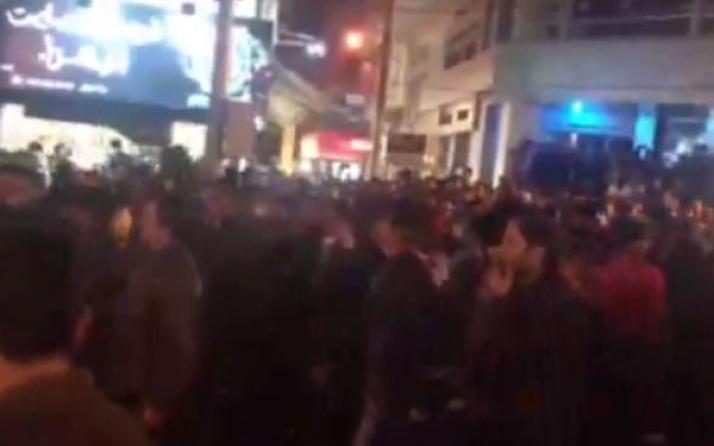 İran'da göstericiler valiliği ele geçirdi