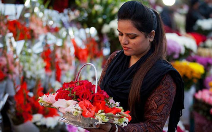 O ülkede sevgililer günü kutlamak yasak