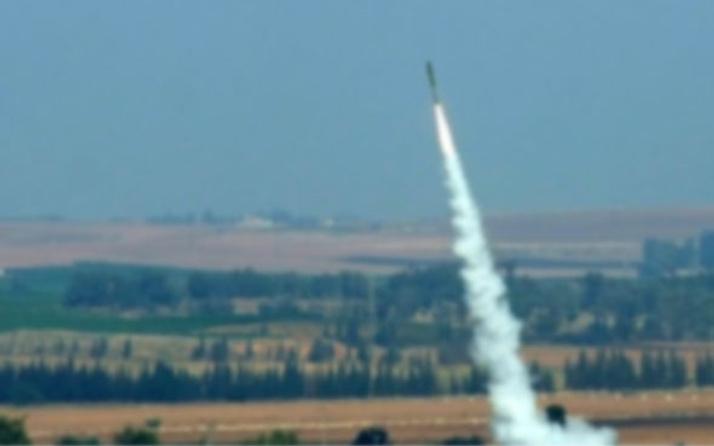 Sina'dan İsrail'e roket atıldı iddiası