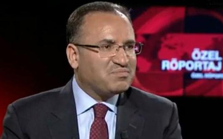 """Bakan Bozdağ'dan """"kundakçı"""" açıklaması"""
