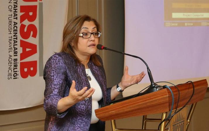 Fatma Şahin'in Gaziantep'e gitme zamanı projesi tuttu