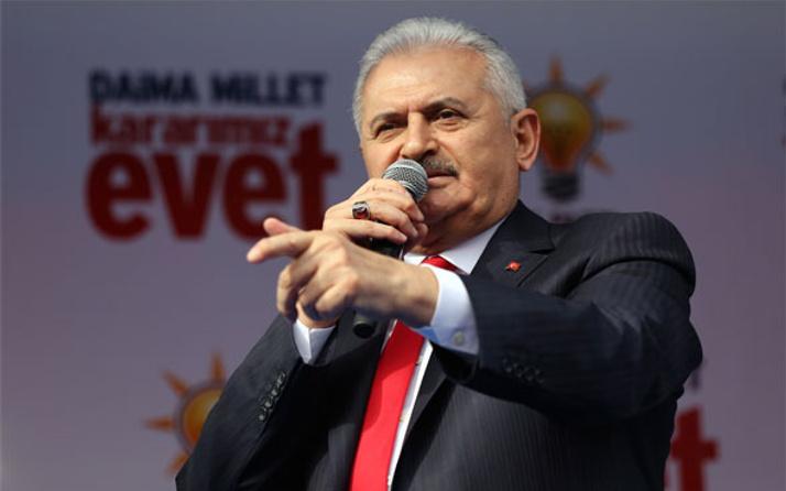 Başbakan Yıldırım'dan 15 Temmuz ve referandum açıklamaları