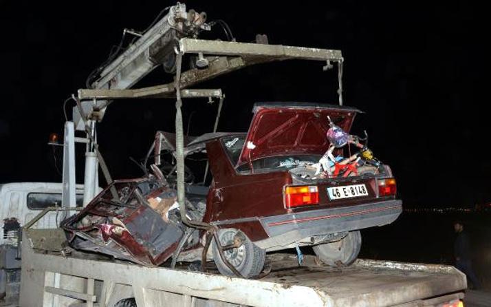 Katliam gibi kazada 5 kişi hayatını kaybetti