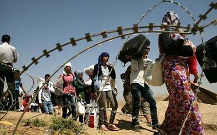 Suriyeli sığınmacı sayısı 5 milyonu geçti