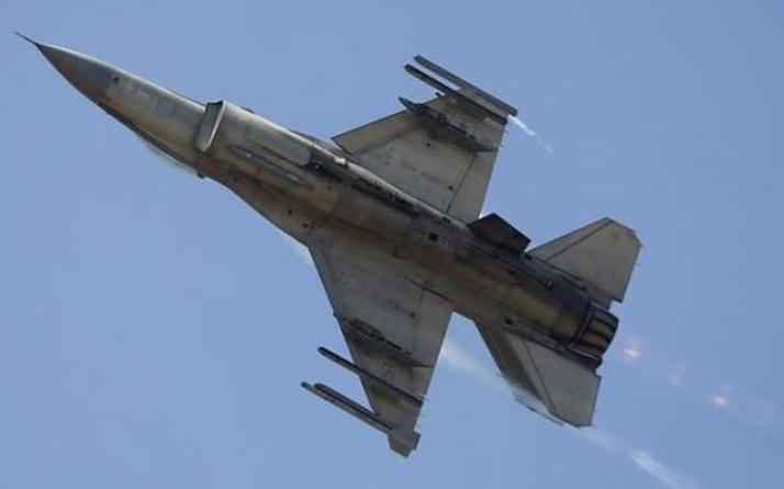 Irak'ın Metina Bölgesine hava harekatı!