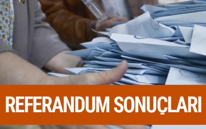 Ankara - İstanbul referandum sonuçları son durum ne?
