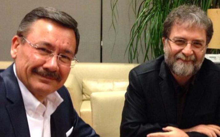 Ahmet Hakan, Melih Gökçek'ten bakın ne istedi?