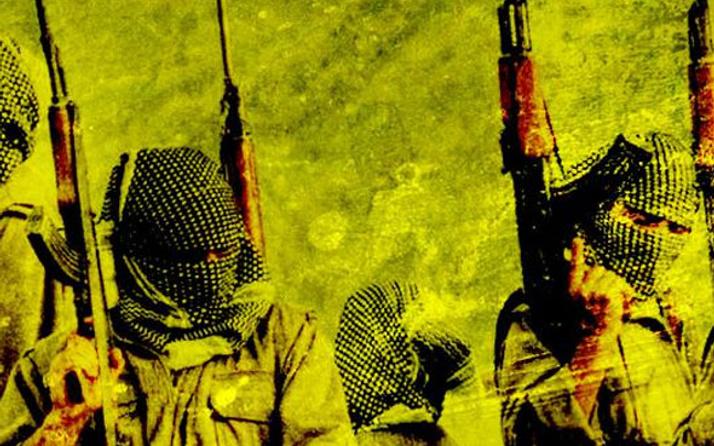 15 gizemli terörist yüzlerini kimse görmedi!