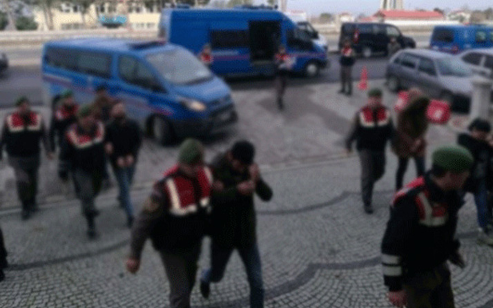 Kırşehir merkezli 7 ilde PKK operasyonu: 17 gözaltı