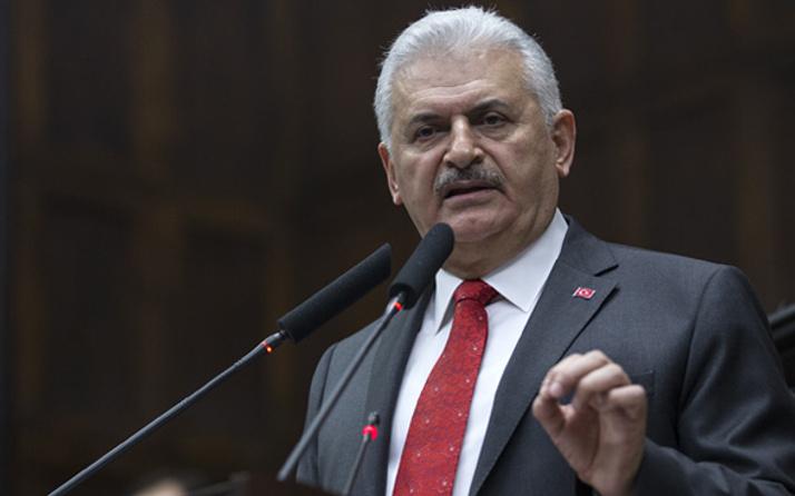 Başbakan Yıldırım son kez kürsüye çıktı! Flaş açıklamalar