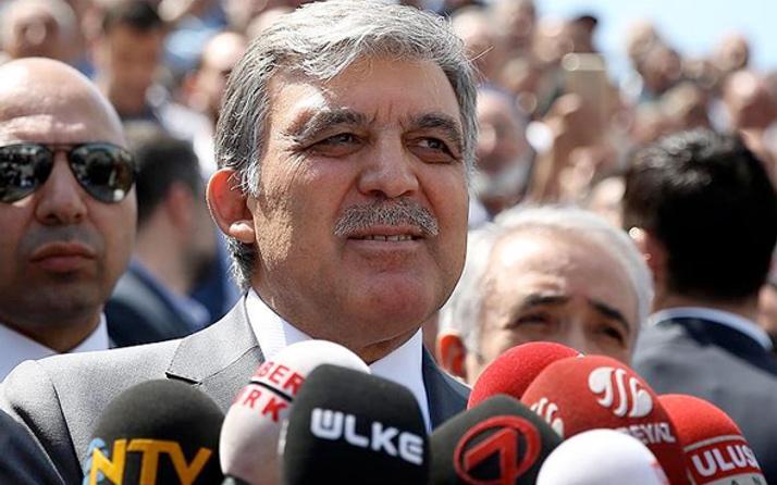 Abdullah Gül'den babasının vefatı sonrası ilk paylaşım!