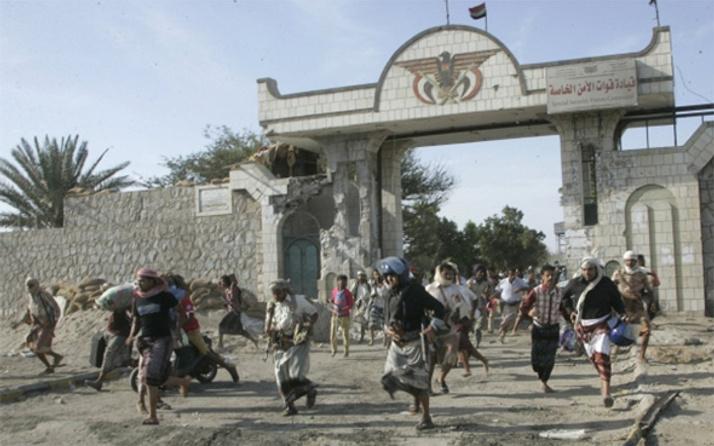 Yemen'deki büyük olaylarda 23 Husi öldü!