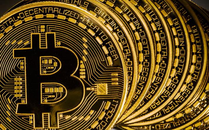 Sanal para birimi Bitcoin'in değeri rekor kırdı