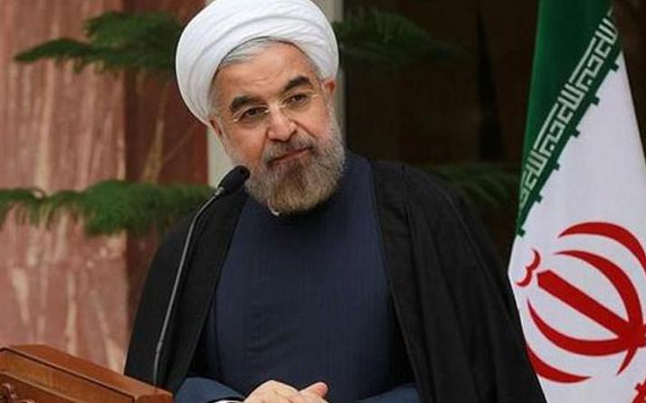 Ruhani, ABD'ye resti çekti: İzin alacak değiliz