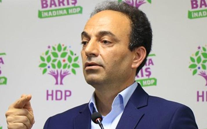 HDP'den Cizre ve Yüksekova için referandum çağrısı