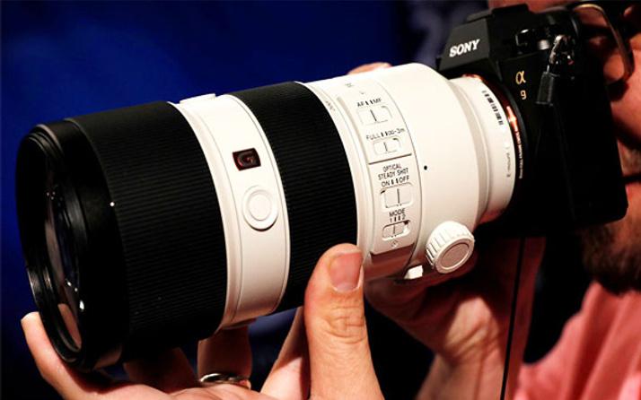 Bu kamera saniyede 5 trilyon kare çekiyor