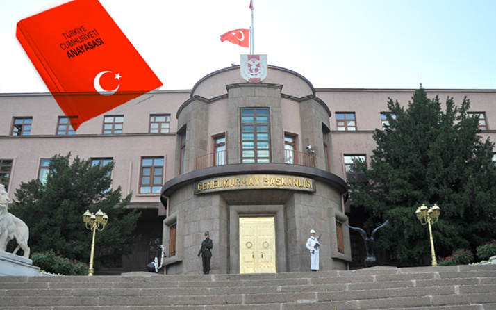 Anayasaya uyum tasarısı MİT ve TSK kısmına dikkat!