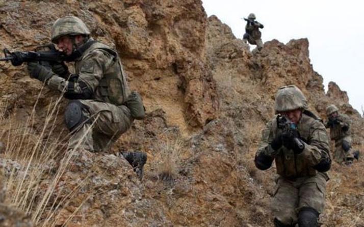 Van'da asker ile PKK'lılar arasında çatışma çıktı