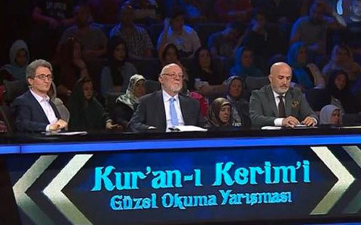 Diyanet İşleri Başkanı Görmez'den TRT'deki yarışmaya sert tepki