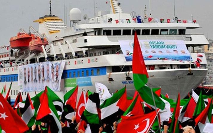 Bakanlık'tan Mavi Marmara açıklaması!