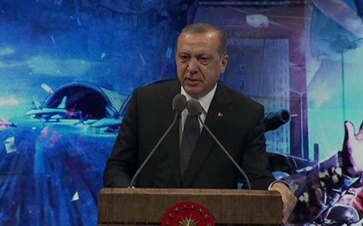 Erdoğan böyle tepki gösterdi ulan terbiyesizler!