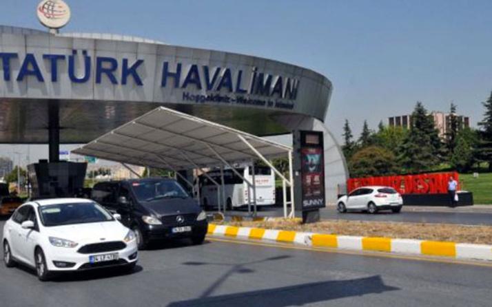 Atatürk Havalimanı'nda 15 Temmuz hazırlığı