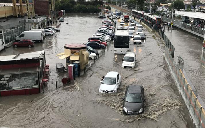 En son 32 yıl önce olmuştu İstanbul sular altında