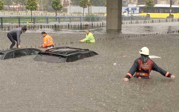 Su altında kalan araçları kasko sigortası karşılıyor mu?