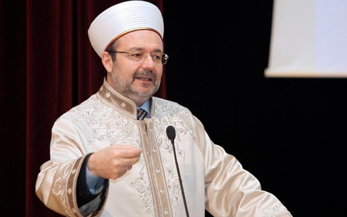 Mehmet Görmez bombası! Diyanet İşleri Başkanı görevden alındı mı?