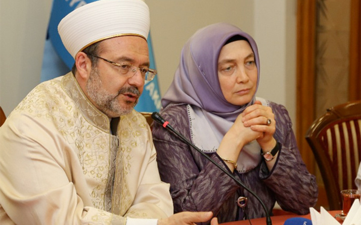 Mehmet Görmez nereli eşi Hatice Kübra kimdir? Meğer karısı...