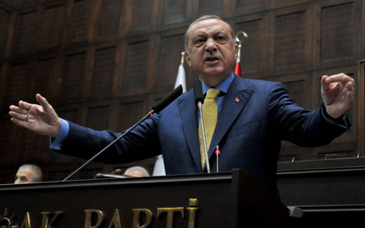 Erdoğan'dan müslümanlara Mescid-i Aksa çağrısı!