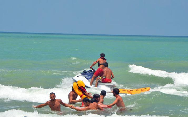 Karadeniz yine can aldı! Genç çocuk boğularak öldü