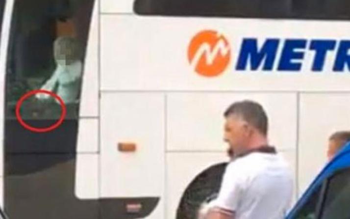 Metro Turizm'den skandal görüntü için açıklama