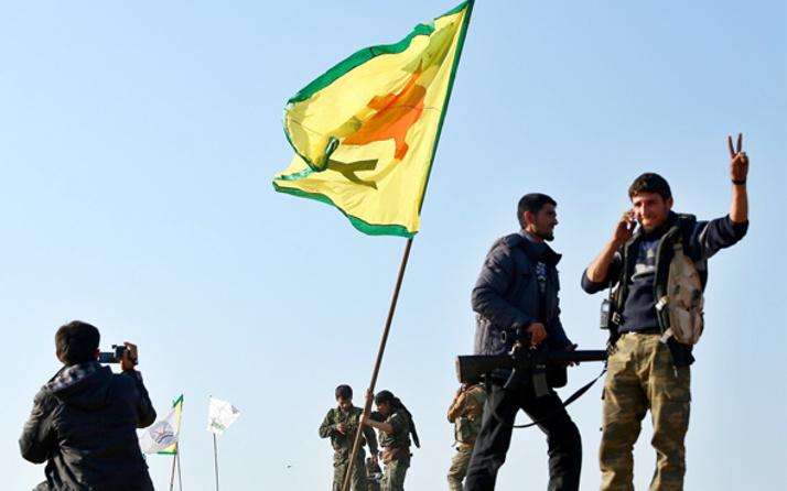 Paçaları tutuşan YPG'den 'savaş ilanı' açıklaması