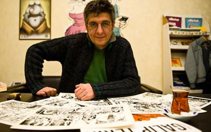 Ünlü Karikatürist Galip Tekin evinde ölü bulundu