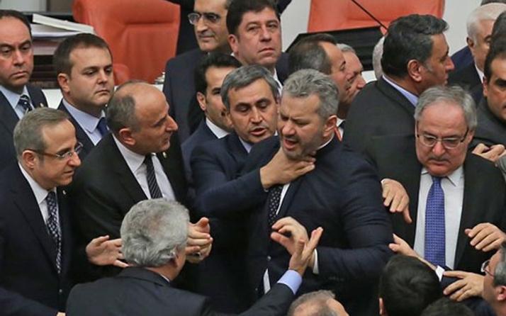 Milletvekiline para cezası geliyor!