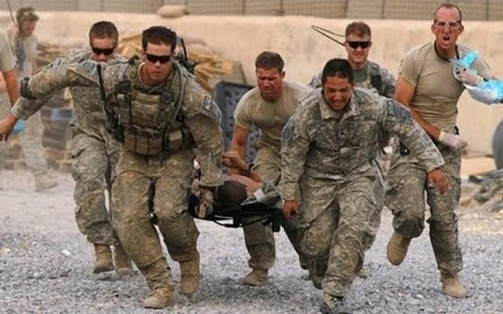 DEAŞ, ABD askerine saldırdı: 2 ölü, 5 yaralı!