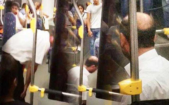 İETT şoförü otobüsü durdurup namaz kıldı