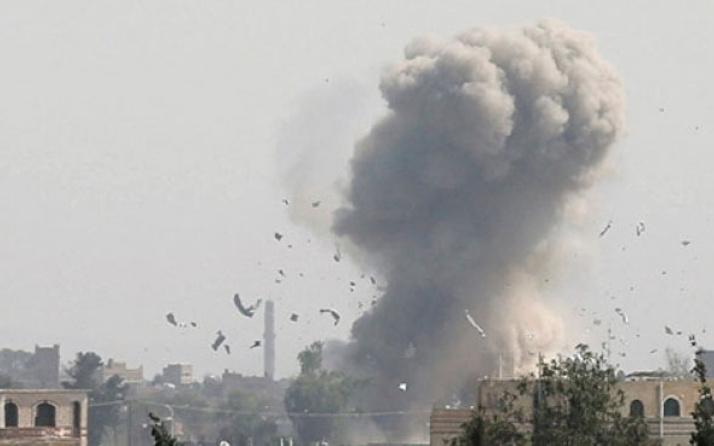Pazar yerine bombalı saldırı: Çok sayıda ölü var!