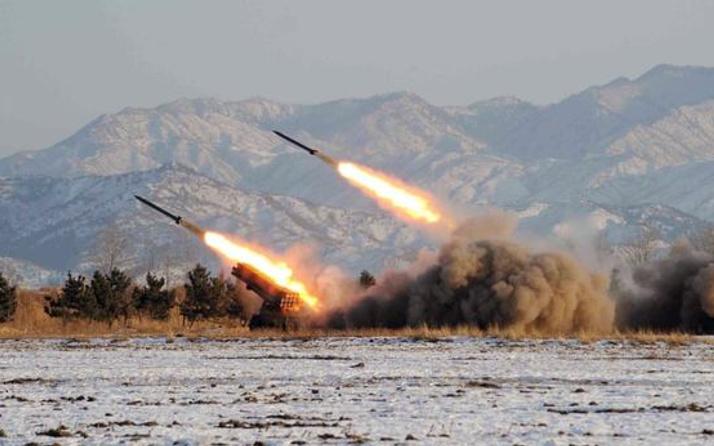 ABD'den Kuzey Kore'ye savaş tehdidi
