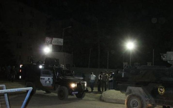 Van'da jandarma komutanlığına saldırı