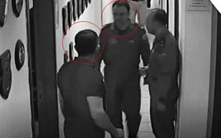 Darbeci komutanın avukatı o resmi görünce arıza çıkardı