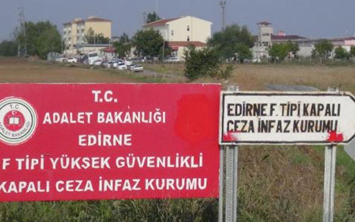 PKK ve DHKP-C'li tutuklular güvenlik kameralarını yaktı