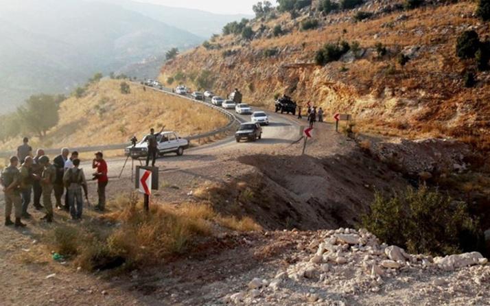 Adıyaman'da PKK'dan askere hain tuzak