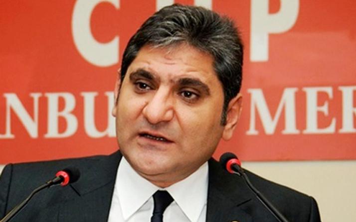 Aykut Erdoğdu CHP kampında olay çıkardı iddiası