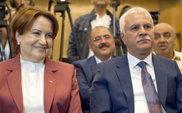 Meral Akşener'in partisinde 'bozkurt ve 'Başbuğ' yasağı