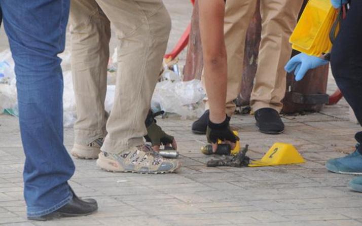 Gaziantep otogarında polisi harekete geçiren olay