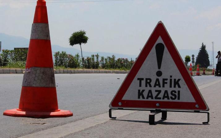 Bodrum'da iki motosiklet çarpıştı: 1 ölü, 1 yaralı!