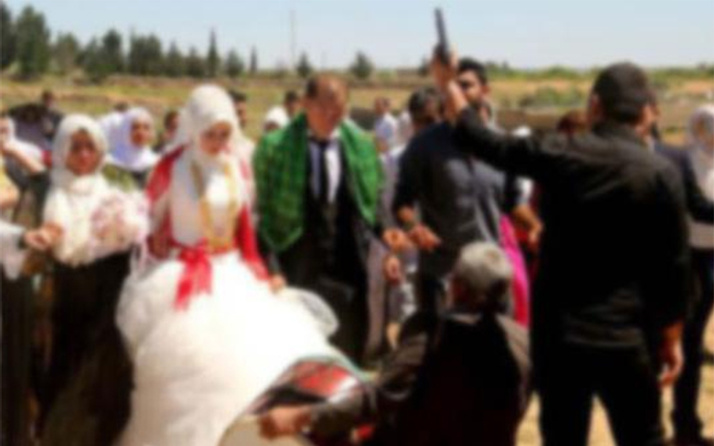 Düğün korkunç şekilde sona erdi: 1 ölü, 4 yaralı!