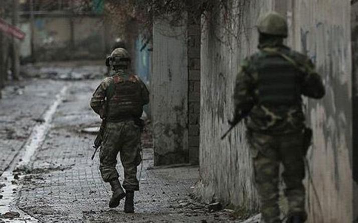 Şırnak'ta terör operasyonu: 5 gözaltı